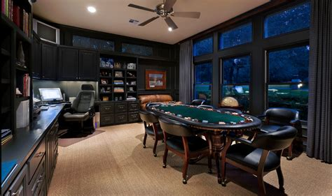 Large Man Cave Home Office Ideas Delicious
