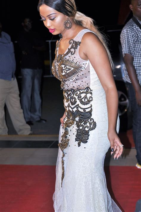 Anita Fabiola Looked Fabulous At Miss Uganda Pageant
