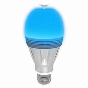 Ampoule Led Couleur : ampoule led diffuseur d 39 huiles essentielles e27 awox ~ Melissatoandfro.com Idées de Décoration