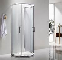 free standing shower stalls HomeOfficeDecoration | Free Standing Round Shower Stall