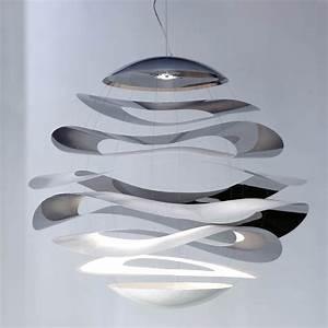 Luminaire Suspension Design : lustre luminaire suspension design buckle innermost ~ Teatrodelosmanantiales.com Idées de Décoration