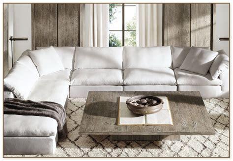 restoration hardware sectional restoration hardware sofa reviews restoration hardware
