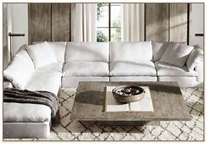 restoration hardware cloud sofa reviews With restoration hardware cloud sectional sofa