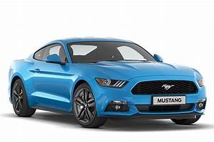 Ford Mustang 2017 model year update announced