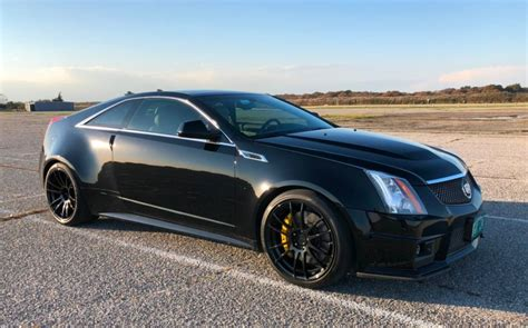 cadillac cts  martin  coupe  sale  bat auctions closed  november