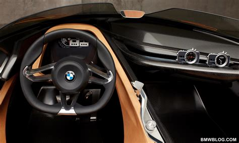 Design Analysis Bmw 328 Hommage With Vision Concept