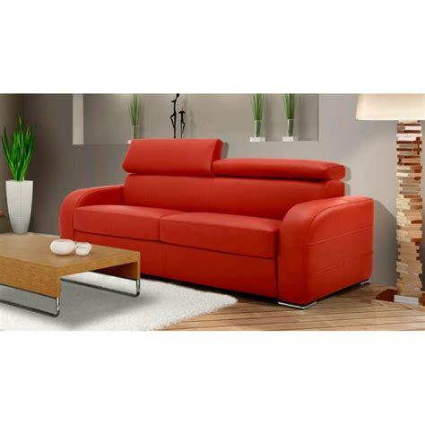 appui tete canapé canapé lit rapido tissu avec appuis tête ajustables