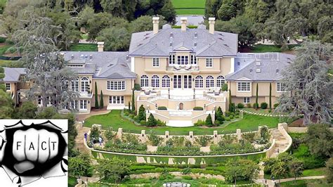 Top 20 Most Expensive Mansions
