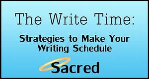 Write the times