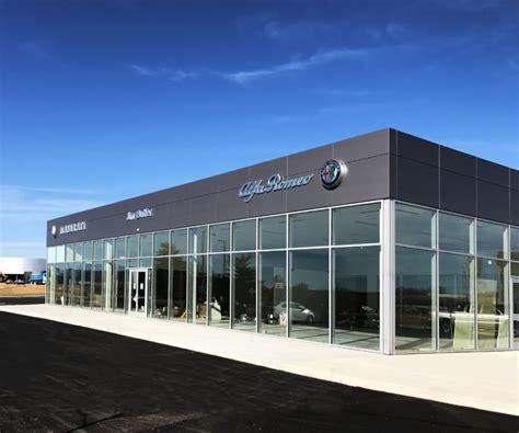 Alfa Romeo Dealership by Alfa Romeo Maserati Dealership Opens 40 South News