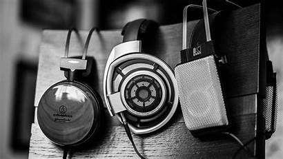 Wallpapers Earphone Desktop Songs Musicians Headphones Pixelstalk