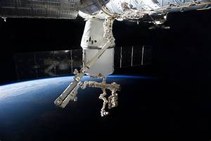 SpaceX Dragon, Canadarm2 and Dextre | NASA