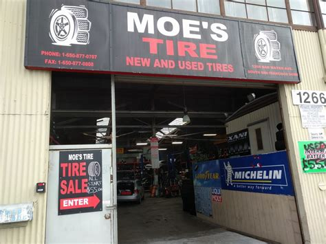 moes tires auto service    reviews