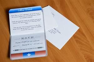 passport wedding invitations to terra campestre puerto With destination wedding invitations puerto rico