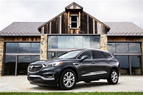 2019 buick enclave avenir news and information