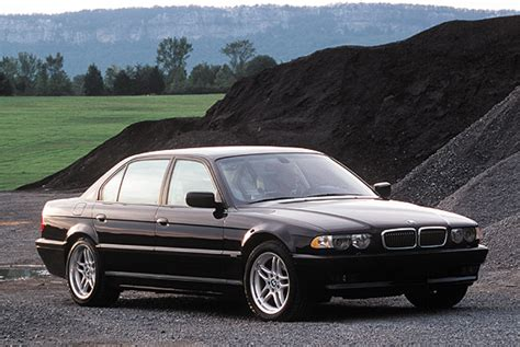 old car manuals online 2001 bmw 7 series electronic valve timing used euro car 1995 2001 bmw 7 series