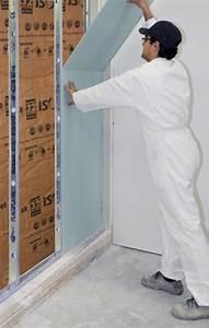 Pose Verriere Sur Placo : mise en uvre des produits placo ~ Melissatoandfro.com Idées de Décoration