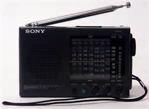 Sony ICF Shortwave Radio