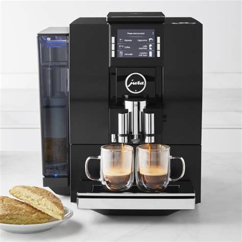 The delonghi esam magnifica is one of the best super automatic espresso machines priced below $1000. Jura Z6 Fully Automatic Espresso Machine | Williams Sonoma