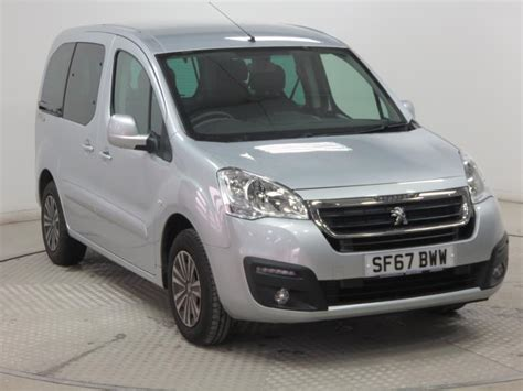 nearly new peugeot access alternatives quality wheelchair accessible vehicles