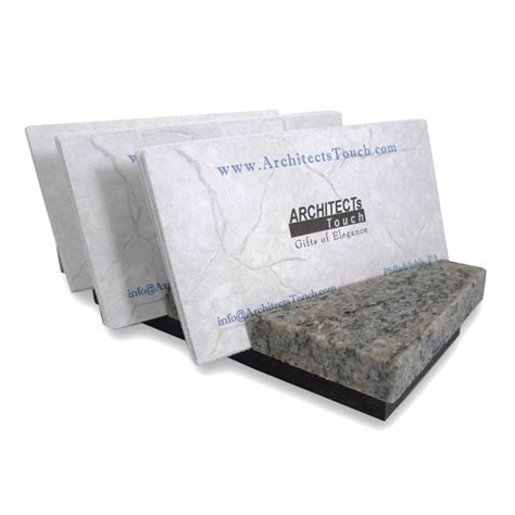 grey granite business card holder exclusive designs