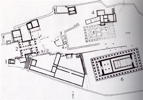 plan of the acropolis 1 temple of athena nike 2
