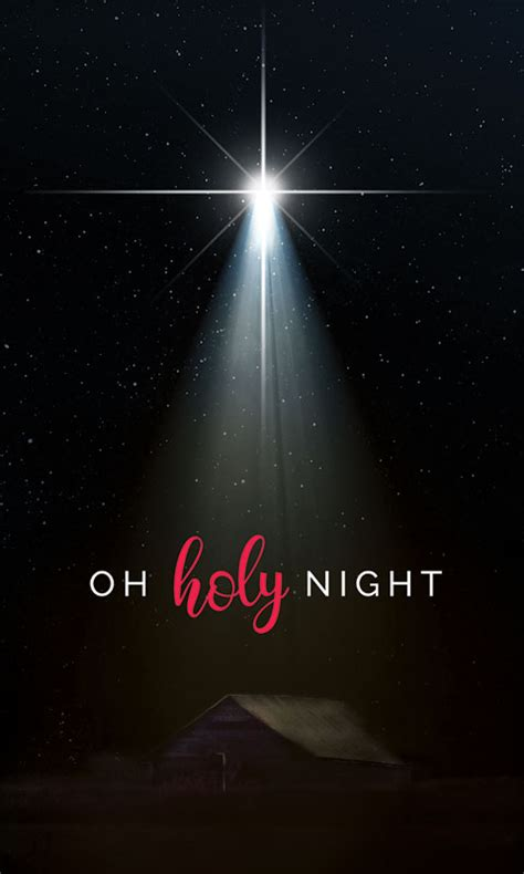 holy night banner church banners outreach marketing