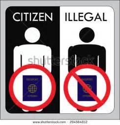Illegal Immigration Clip Art