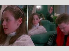 Home Alone's Megan You won't believe what Hillary Wolf
