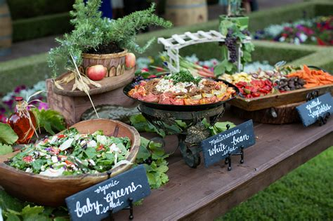 Catering Inspiration With Goose & Berry