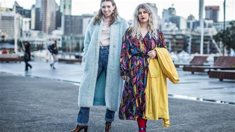 Street Style Trends Spotted New Zealand Fashion Week