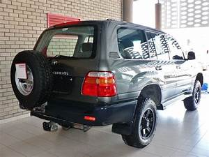 1998 Toyota Land Cruiser 100 Series Gx For Sale