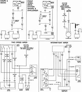 Plymouth Colt Wiring Diagram