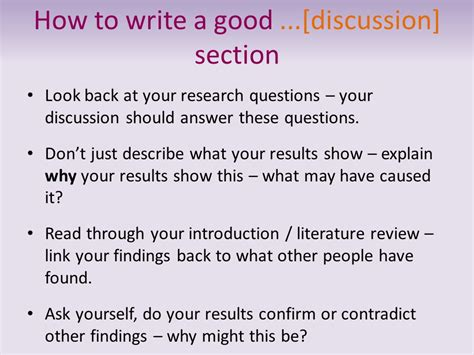 Focusing On Sections Of A Report  Ppt Video Online Download