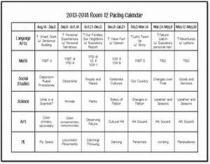 today in first grade august 2013 With pacing calendar template for teachers
