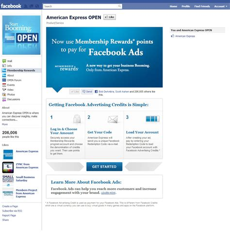American Express Launches An Industry First Facebookr Ads