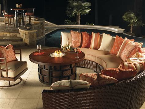 patio furniture with pit table lowes home design ideas