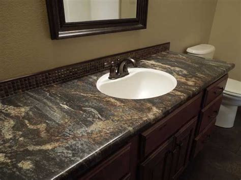 laminate countertops for bathroom vanities formica 180fx blue 3 kitchen