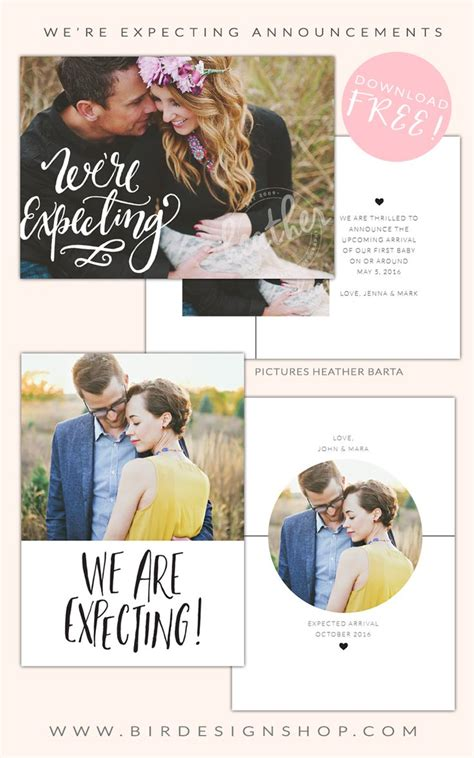 free pregnancy announcement templates best 25 expecting announcements ideas on im announcement how to announce