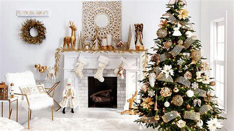 ide dekorasi natal  meriah