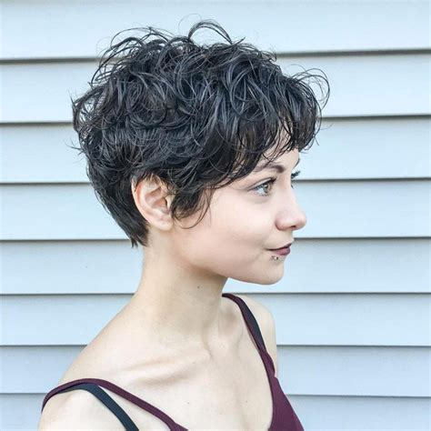 Curly Pixie Cut Hairstyles by 40 Trendy Shaggy Hairstyles You Shouldn T Miss