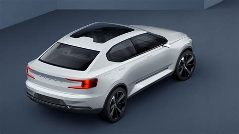 volvo  offer multiple electric cars battery size