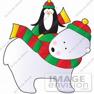 Penguin And Polar Bear Clipart - Clipart Suggest