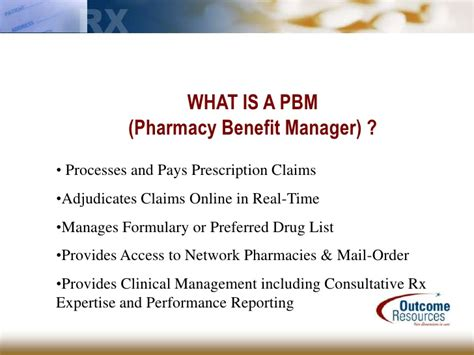 What Is Pharmacy by What Is A Pbm Hospice Pharmacy Services