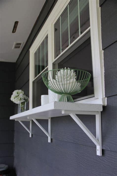 build  window serving buffet bright green door
