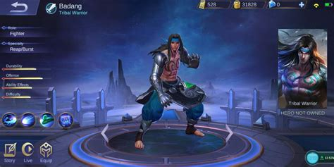 badang  hero overview  guide beta  mobile