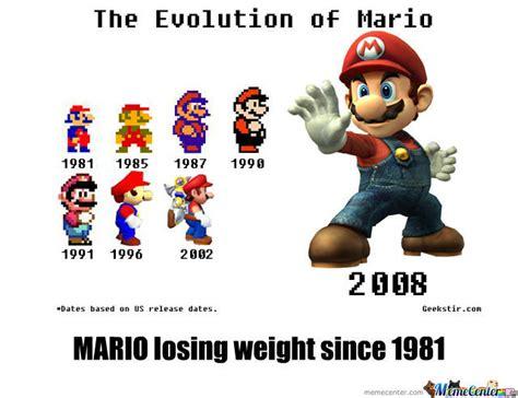 Super Mario Memes - mario by billjohn1234512345 meme center