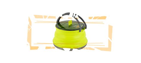 space rv collapsible kitchen saver kettle saving