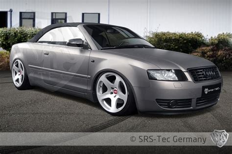 Srs Wide Fenders For Audi A4 B6  Pg Performance
