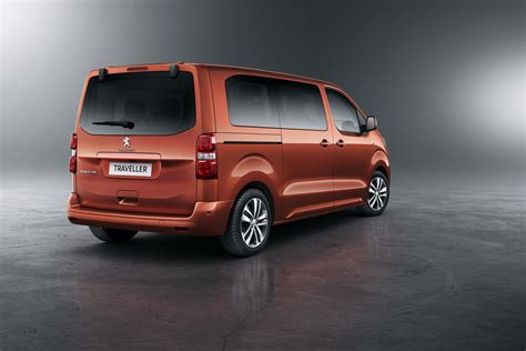 These Are The New Peugeot Traveller Citroen Spacetourer